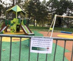 Les aires de jeux interdites