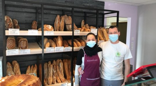 Gérald et Sophie ouvrent une deuxième boulangerie à Chevigny