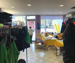 La première boutique de France AFM-Téléthon ouvre ses portes à Chevigny
