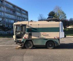 La commune de Chevigny va s'équiper d'une balayeuse