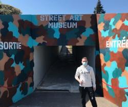 L'art urbain s'invite dans le souterrain
